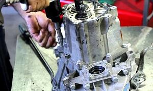 Как сделать ремонт кпп 56